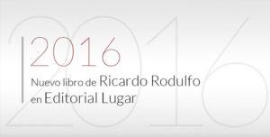 Noticia del nuevo libro de Ricaro Rodulfo Rodulfos.com