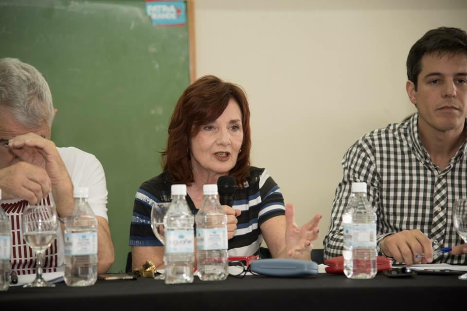 2do Congreso Internacional de Psicoanalisis de Rosario. Marisa Punta Rodulfo