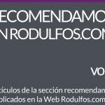 Publicacion del Ebook Recomendamos Vol.I de rodulfos.com