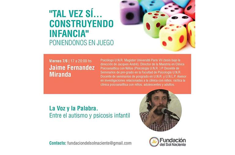 Jornada - J. F. Miranda - Noticias Psicoanalíticas de Rodulfos.com